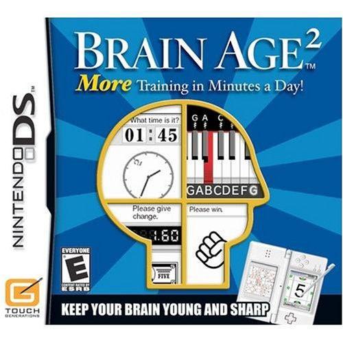 Brain Age 2 Ds7
