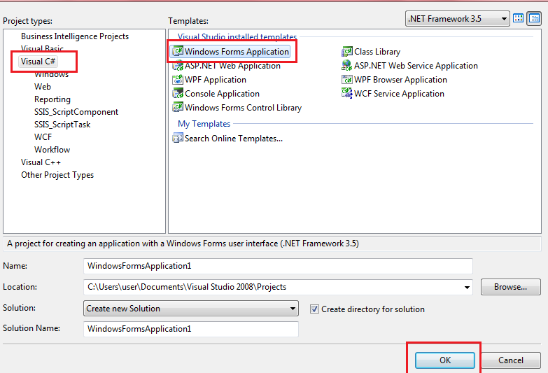 C# - Create Windows Form Application Setup File in C#.Net - ASP.NET Windows Application Form on abstract window toolkit, asp.net, code access security, component object model, graphics device interface, application chart, windows api, common language runtime, visual basic .net, application menu, windows presentation foundation, windows communication foundation, application paper, microsoft visual studio express,