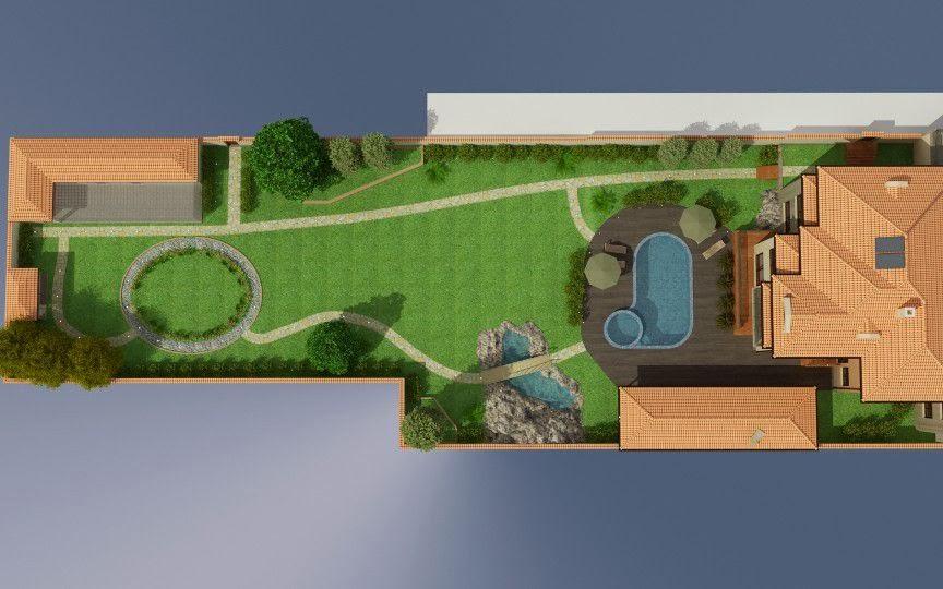 Градина 3D - 6