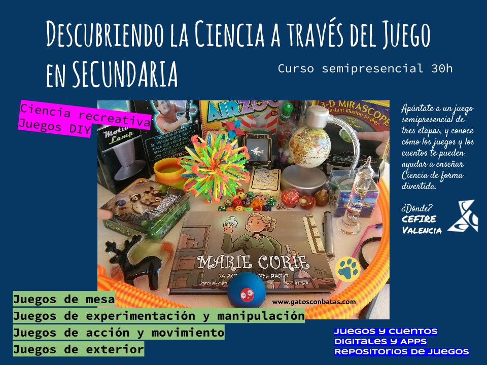 Curso del CEFIRE de Valencia 16VA77IN007