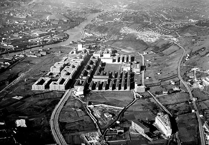 Fotos de arquitectura bilbao el de antes y la actualidad - Bilbao fotos antiguas ...