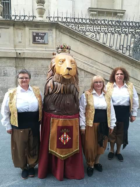 El lléo de la ciutat de Lleida, protagonista