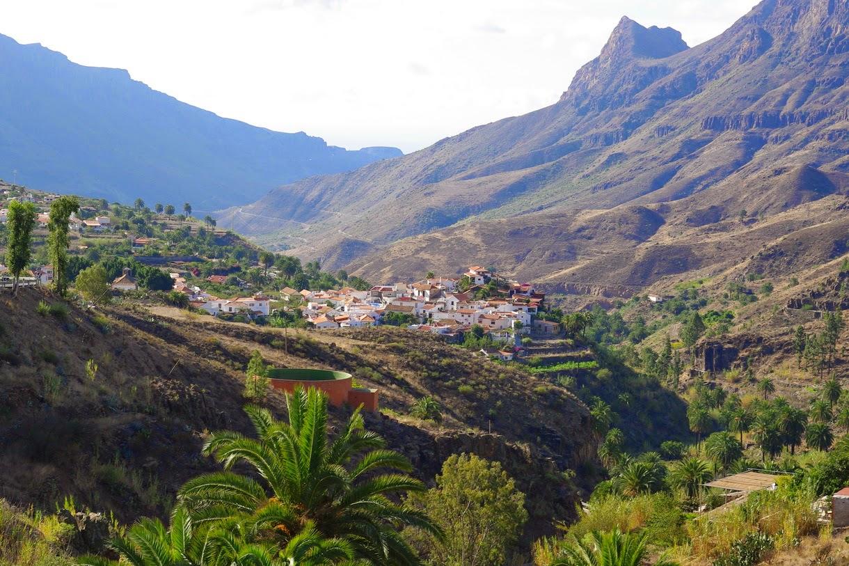 Entroterra Gran Canaria