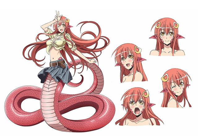 Miia - Monster Musume no Iru Nichijou