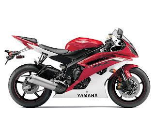 Gambar Motor 2013 Yamaha YZF-R6 2