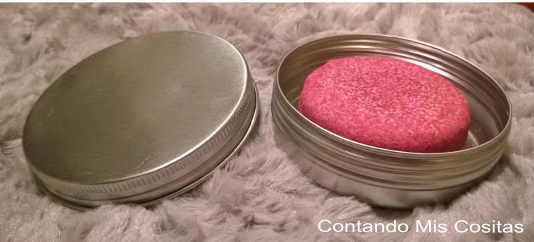 Latas para el champú y desodorante sólidos de Lush en Buyincoins