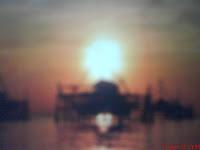 Sunrise Bagang Pangandaran