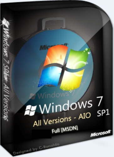 Windows 7 SP1 AIO x86 Eng/Arabic