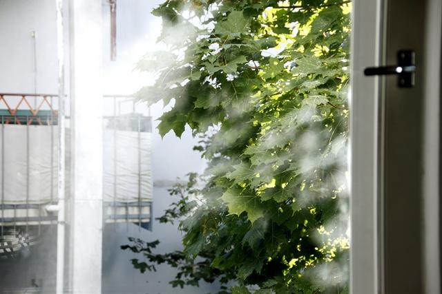 ikkunan takana