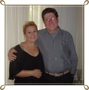 Meu Marido Carlos,meu maior incentivador e critico positivo!