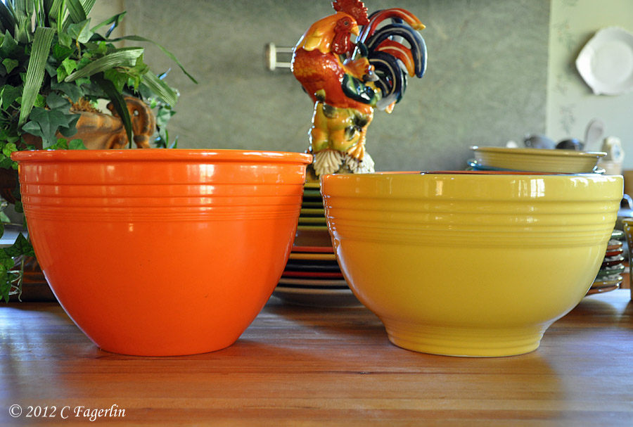 The Little Round Table: Nesting Bowls