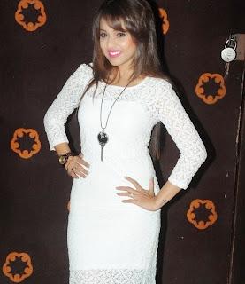 Actress Pamela Mondal Pictures in Short Dress at Tippu Audio Release 19