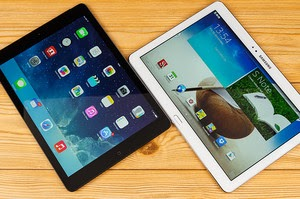 Apple-ipad-air- VS-samsung-galaxy-note-10.1-2014
