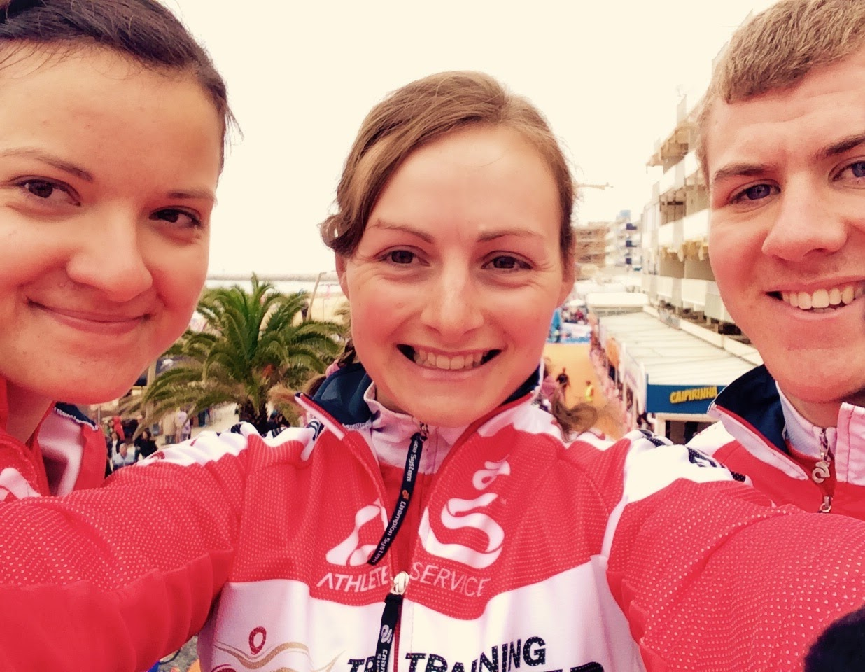 Hannah Munday N 233 E Johnston Triathlete