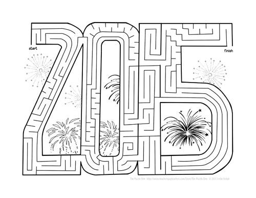 2015 Maze
