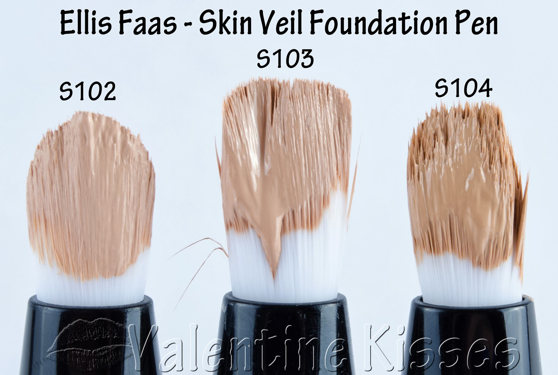 Ellisfaas Skinveilfoundation Pen Ellis Faas Skin Veil Foundation