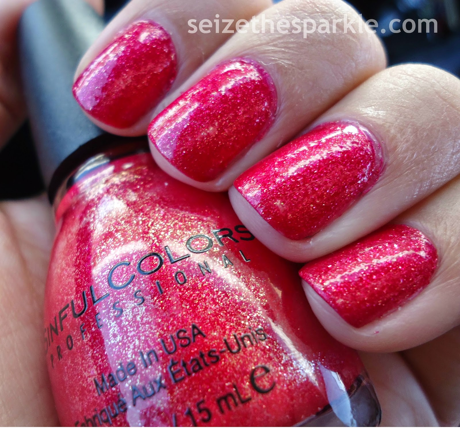 Ruby Mine by Sinful Colors