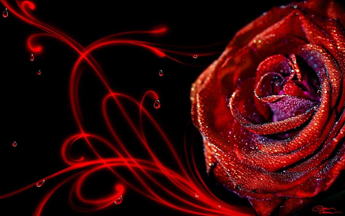 color rojo pasión