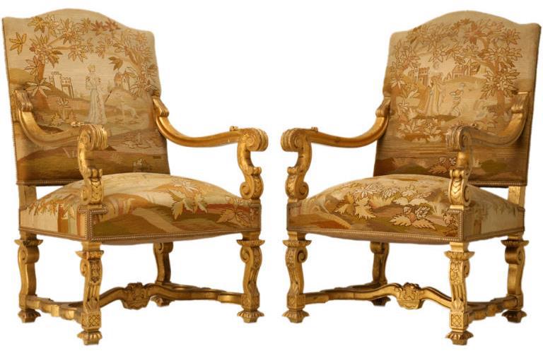 Edad moderna historia del mueble - Muebles estilo barroco moderno ...