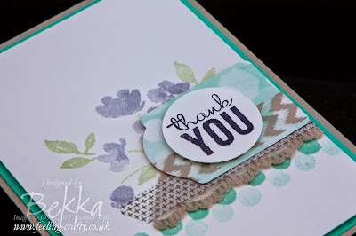 Painted Petals from Stampin' Up! UK available at www.bekka.stampinup.net until 2 June 2015