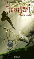 HOURVARI un roman de Bruno Cardon
