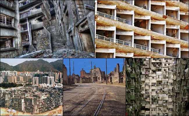 9 Kota Mati yang paling Terkenal di Dunia