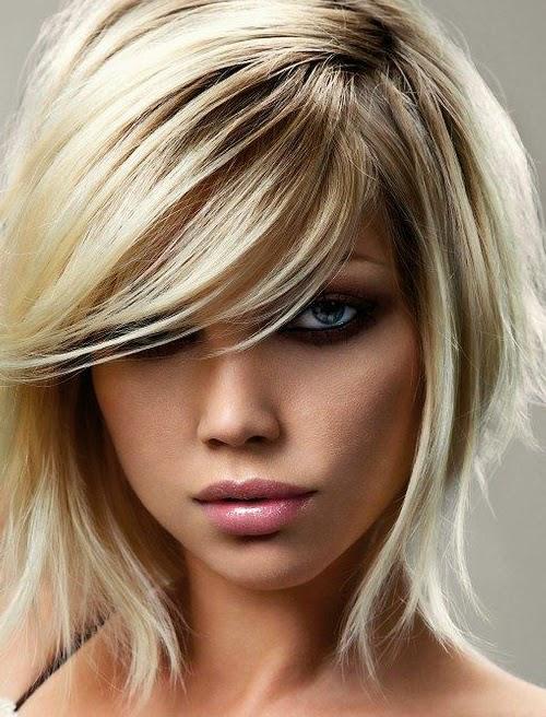 Foto Model Rambut Warna