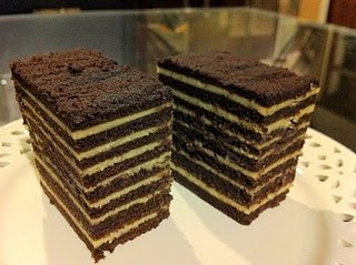 kek lapis choc cheese