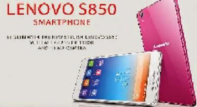 Update Lenovo S850, Dump Firmware International Version ROW_S216