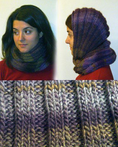 Como #tejer un #cuelloelástico #knit #tutorial