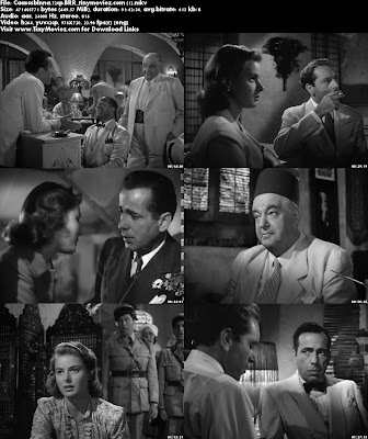Casablanca (1942) 720p BRRip 450MB