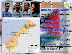 Misi B2G (Board of Trustee ke Gaza)