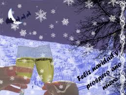 Frases bonitas con imágenes de Navidad y año nuevo