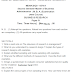 Nagpur University MBA II Semester BUSINESS RESEARCH 2010 Question Paper