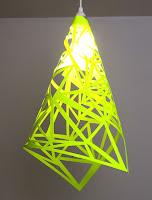 Como fazer sua luminária de papel