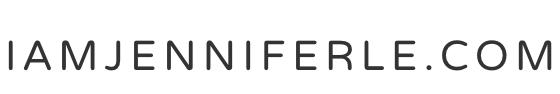 www.iamjenniferle.com