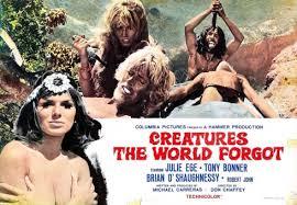 CREATURES THE WORLD FORGOT - CRIATURAS QUE O MUNDO ESQUECEU - 1971