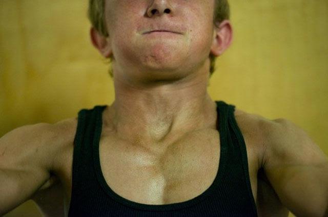 Notcias inusitadas o garoto mais forte do mundo confira as fotos do garoto abaixo thecheapjerseys Choice Image