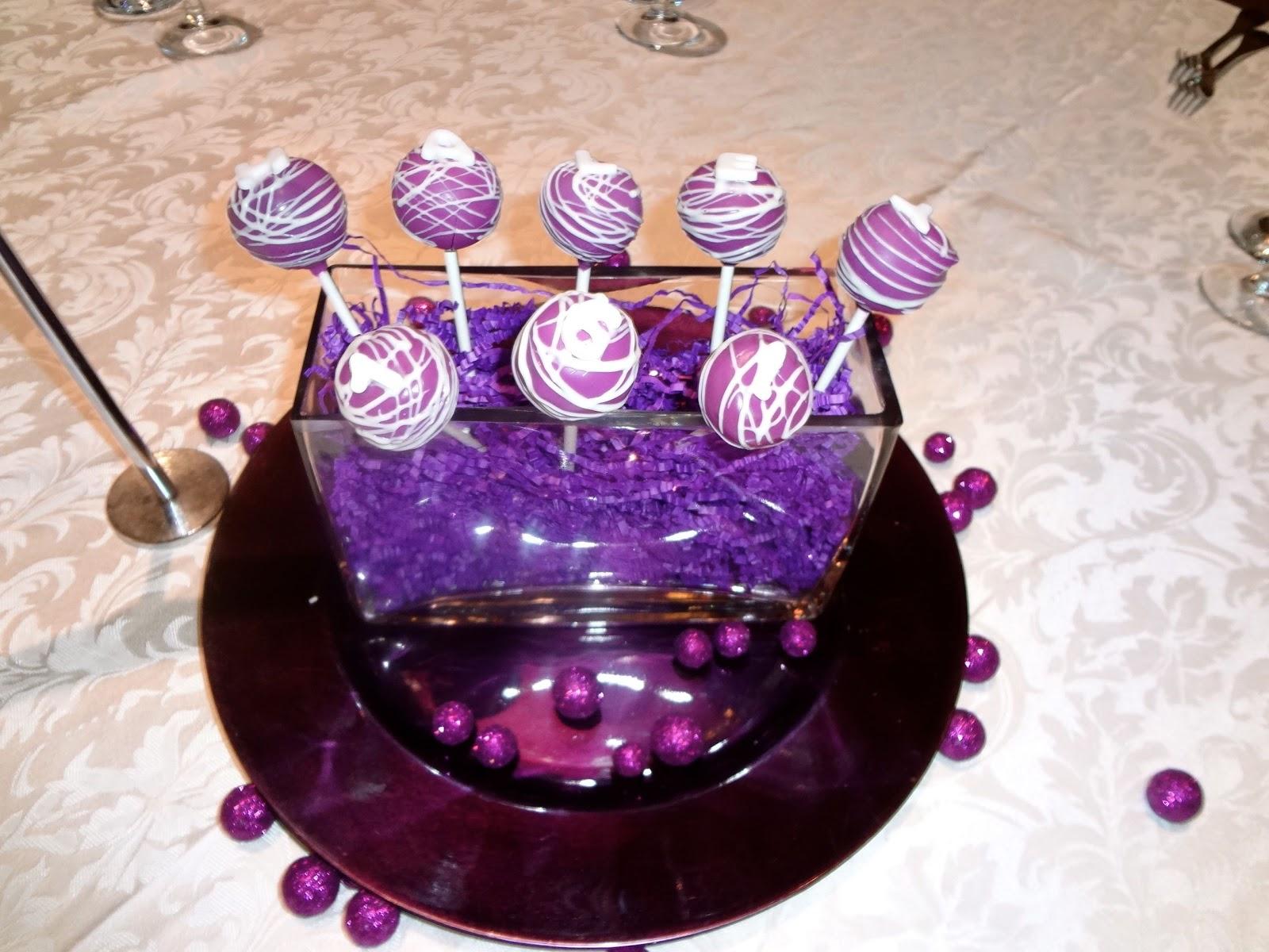 Cake Pop Centerpieces! | Munch Cakes & Cupcakes