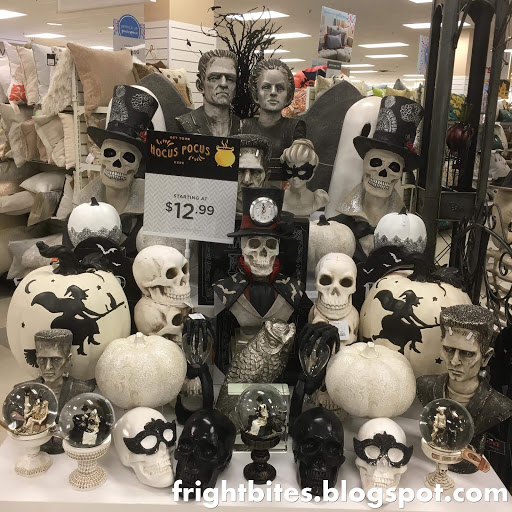 Halloween 2017 Finds At HomeGoods Part 1
