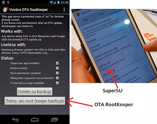 OTA RootKepper Android