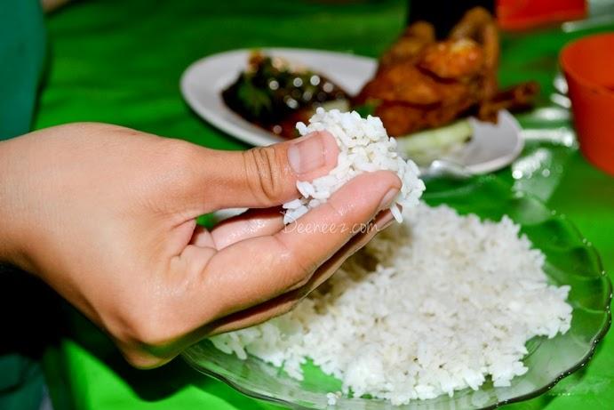 Makan Pakai Tangan Lebih Sehat ?