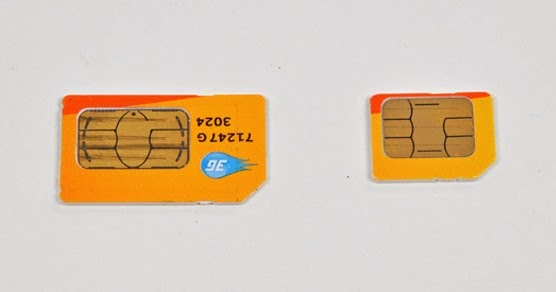 How to convert Normal SIM card into MicroNano SimEasy Steps