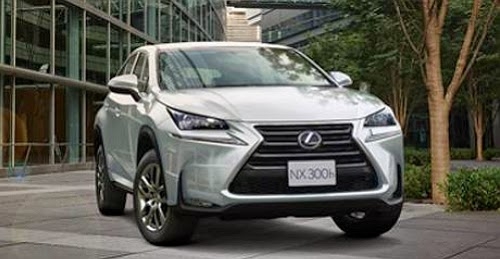 Lexus NX300h Meluncur Lebih Dulu di Thailand Ketimbang Indonesia