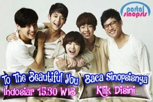 "Sinopsis Drama Indosiar ""The The Beautiful You"""