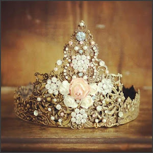 Handmade Crown by Deb Hodge