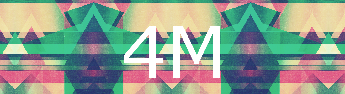 4M - A Lifestyle Blog By A Man, Written For Men