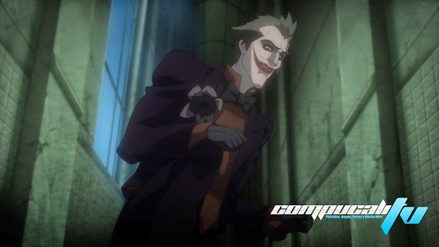 Batman Ataque a Arkham 1080p HD Latino