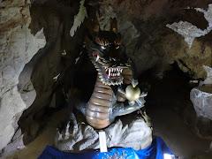 江の島岩屋龍神