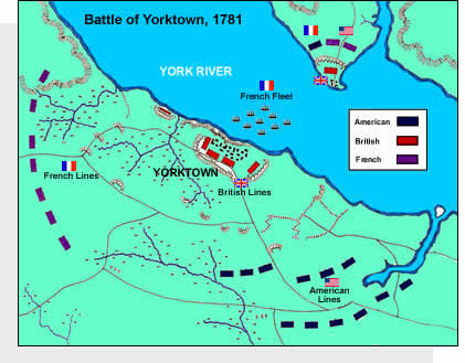 the purpose of the battle of yorktown Yorktown and the treaty of paris at such settlement without a previous agreement for that purpose with the the importance of the battle of yorktown.
